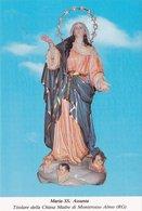 MONTEROSSO ALMO (RG) /   Maria SS. Addolorata _ Titolare Della Chiesa Madre (prova Di Stampa) - Ragusa