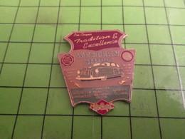 510a Pins Pin's / Rare & Belle Qualité  THEME MARQUES / JEAN'S LEE COOPER WESTERN SHIRTS - Marques