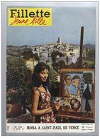 Fillette Jeune Fille N°582 Les Oscars 1956 - Lili Au Palace Hôtel - Robin Des Bois - Gâteau Bourguignon 1957 - Fillette