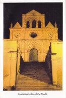 MONTEROSSO ALMO (RG) /   Chiesa Madre _ Viaggiata - Ragusa