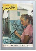 Fillette Jeune Fille N°740 Photographe - Pauvre Aggie - Film : Les Héritiers - Le Moulin Sur La Floss - Roman-photos - Fillette