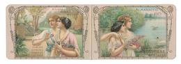 CALENDARIETTO BERTELLI  ALMANACCO 1915 SEMESTRINO - Calendari