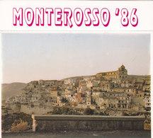 MONTEROSSO ALMO (RG) /   Veduta Del Quartiere Matrice - Ragusa