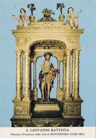 MONTEROSSO ALMO (RG) /   San Giovanni Battista _ Patrono E Protettore Dellla Città - Ragusa