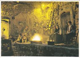 MONTEROSSO ALMO (RG) /   Presepe '85 _ Artigiani Al Lavoro - Ragusa