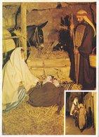 MONTEROSSO ALMO (RG) /   Presepe '85 _ La Natività - Ragusa