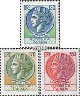 Italie 1592-1594 (complète.Edition.) Neuf Avec Gomme Originale 1977 Italia Turrita - 1946-.. Republiek