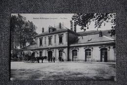 SAINT AFFRIQUE - La Gare - Saint Affrique