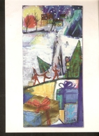 K. Latvia Greetings From Latvijas Pasts Latvian Post Illustration By Signe Vanadzina By Aldaris - Greetings From...