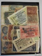 Deutsches Reich Banknoten-30 Verschiedene Banknoten - [11] Local Banknote Issues