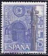 España-Spain. Iglesia Betanzos (o) - Ed 1802, Yv=1472, Sc=1461, Mi=1692 - 1931-Hoy: 2ª República - ... Juan Carlos I