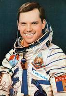 CPM Originale Dumitru-Dorin Prunariu, Spationaute Roumain Né Le 27 Septembre 1952 à Brașov (Roumanie). - Personnages Historiques