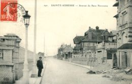 N°67995 -cpa Le Havre Sainte Adresse -avenue Du Beau Panorama- - Sainte Adresse