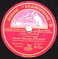 78 Trs - 30 Cm - état TB - SOLITUDE (TCHAIKOWSKY) - TANNHAUSER (WAGNER) ORCHESTRE SYMPHONIQUE DE PHILADELPHIE - 78 T - Disques Pour Gramophone