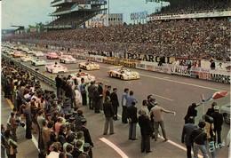72 . LE MANS . CIRCUIT DES 24 HEURES . LE DEPART - Jipé 16 - Le Mans