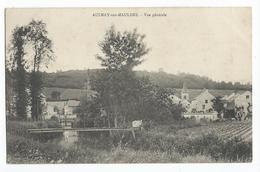 AULNAY-sur-MAULDRE (78) - Vue Générale - France