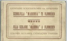 Vlimmeren Katholieke Schoolkolonies Van Antwerpen - Schoolvilla Madonna ( 11 Kaarten ) Certaines Sont Détachées !!! - Beerse