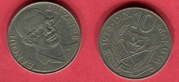 10 MAKUTA   ( KM 7) TB 3 - Zaire (1971-97)
