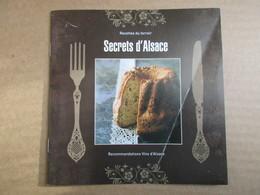 Recettes Du Terroir / Secret D'Alsace - Gastronomía