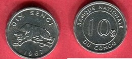 10 SENGI   ( KM 2) TTB 1 - Zaire (1971 -97)
