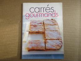 Carrés Gourmands / éditions Marabout De 2002 - Gastronomie
