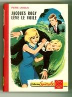 """G.P. Spirale N°442 - Pierre Lamblin - """"Jacques Rogy Lève Le Voile"""" - 1968 - Livres, BD, Revues"""