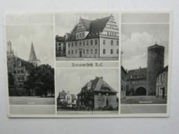 SOMMERFELD  , Schöne Karte  , Knicke - Sommerfeld