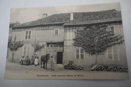 HOUDREVILLE   CAFE  LAURENT - Autres Communes