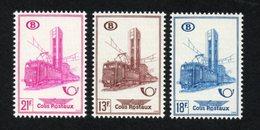 SPOORWEG 1954 355//57   MNH ** NEUF P/D CHARIERE GOMME ORIGINE INTACTE VF - Chemins De Fer