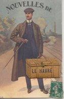 76  LE  HAVRE  CARTE  A  SYSTEME       NOUVELLES  DE  LE  HAVRE - Le Havre