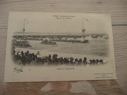 CPA 51 Marne Reims Fêtes Franco Russe Militaires Revue De Béthény Défilé Infanterie - Reims