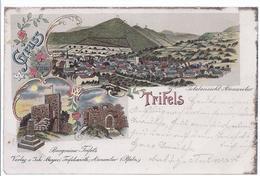 19285 - Trifels - Lithografie - Allemagne