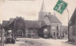 LE PONT DE PLANCHES      PLACE DE LA FONTAINE - Autres Communes