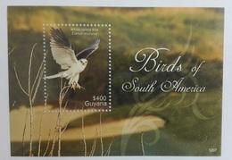 Guyana 2012** Bl.845. Birds Of South America MNH [12;82] - Birds