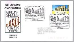 200 Aniversario CHARLES DARWIN. Munchen 2009 - Prehistoria