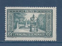 Monaco - YT N° 124 - Neuf Sans Charnière - 1933 à 1937 - Neufs