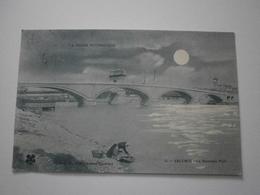 26 Valence, Le Nouveau Port (lavandière / Laveuse Au Clair De Lune) (A1p11) - Valence