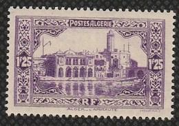 Année 1936-N°117 Neuf**MNH : Alger-Amirauté - Algeria (1924-1962)