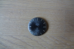 Watches PARTS : DIAL ZODIAC HERMETIC *** - Color : Dark Blue/grey - Original Vintage - Genuine Parts - Swiss Made - Jewels & Clocks