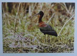 Guyana 2012** Bl.846. Birds Of South America MNH [12;95] - Birds
