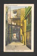 QUÉBEC - VILLE DE QUÉBEC - PETITE RUE SOUS LE CAP - OBLITÉRÉE 1941 - PAR LIBRAIRIE GARNEAU - Québec - La Cité
