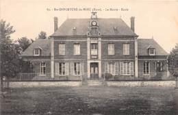 27 - Eure / 10005 - Sainte Opportune Du Bosc - La Mairie - Ecole - France