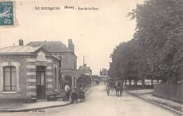 27 - Eure / 10009 - Le Neubourg - Rue De La Gare - Autres Communes