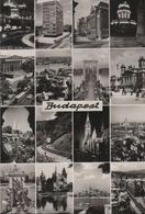 Ungarn - Budapest - Mit 16 Bildern - Ca. 1965 - Hungría