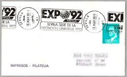 EXPO'92 - SEVILLA. Sevilla, Andalucia, 1986 - 1992 – Sevilla (España)