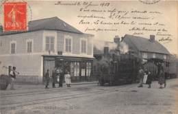 27 - Eure / 10058 - Drucourt - La Gare - Superbe Plan - Sonstige Gemeinden