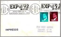 EXPO'92 - SEVILLA. Zaragoza, Aragon, 1986 - 1992 – Sevilla (España)
