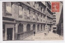 75 PARIS Rue De L'Eperon , Lycée Fénelon - Distrito: 06