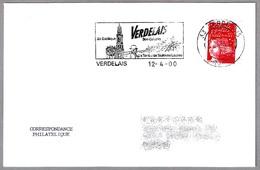 TUMBA De TOULOUSE LAUTREC. Verdelais 2000 - Impresionismo