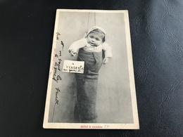 Bébé à Vendre - 1905 Timbrée - Cartes Humoristiques